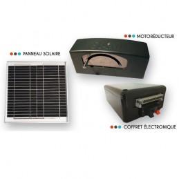 Motorisation solaire SAM Kit